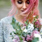 Individuelle Farben und Haarschnitte