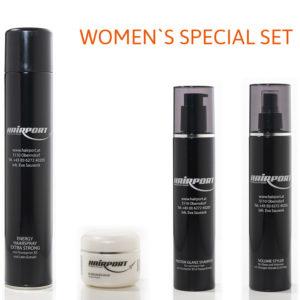 Womens Special Haarpflege-Set